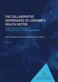 The Collaborative Governance of Lebanon's Health Sector